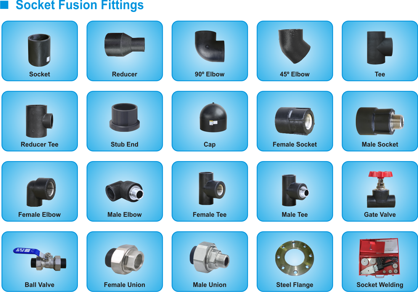 catalog socket fusion fitting
