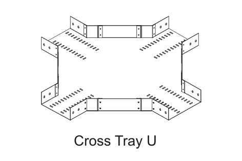 Cross-Tray-U