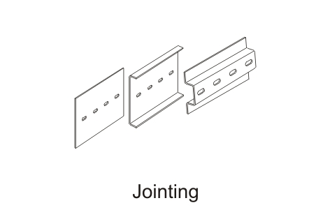 Jointing