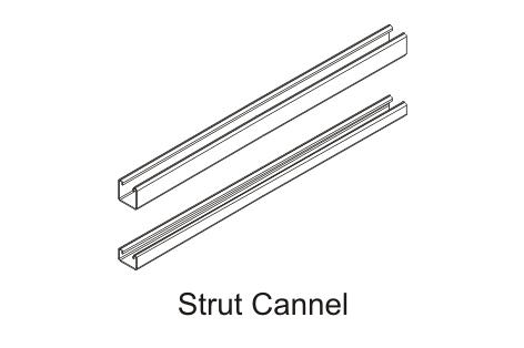 Strut-Channel